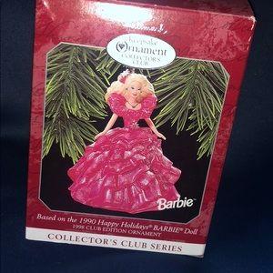 Hallmark Barbie 1998